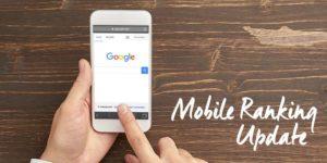 SILBERWEISS – Google Mobile Ranking Update 2016