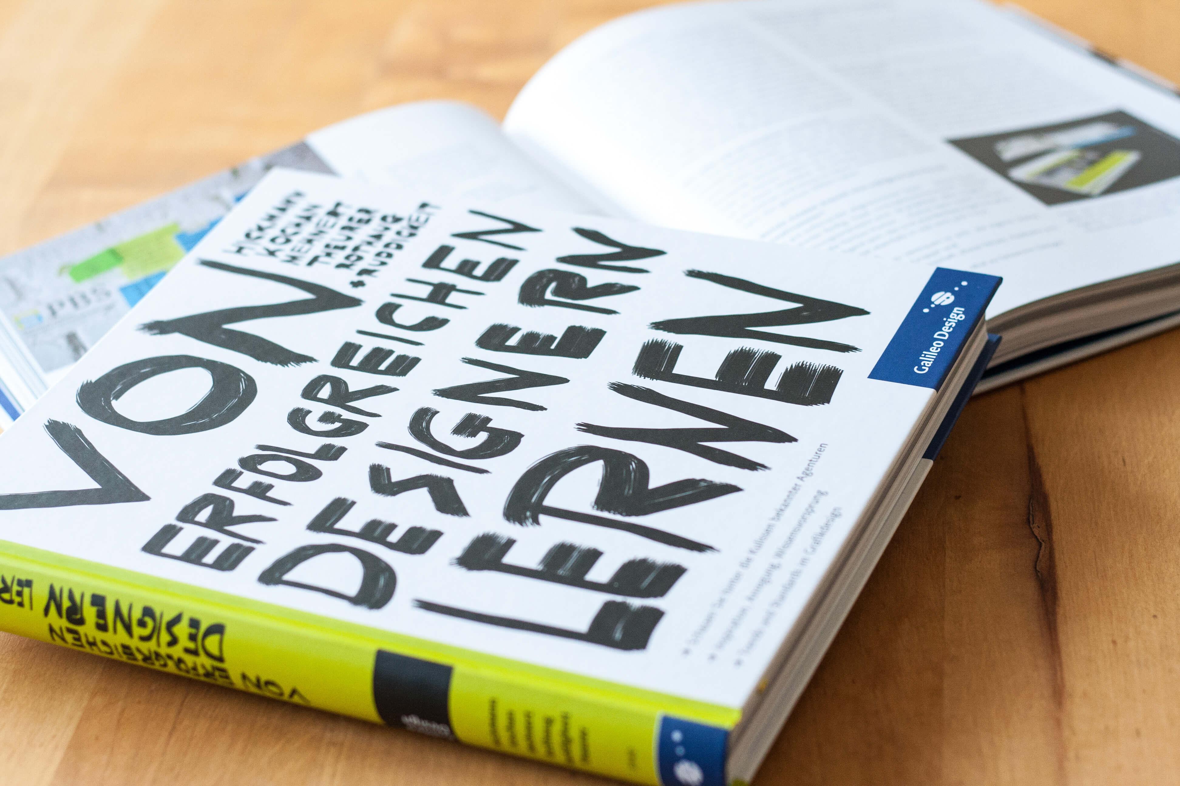 SILBERWEISS – Designbuch