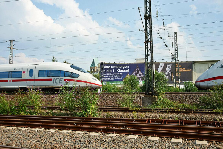 ICE - Paderborn ist erstklassig