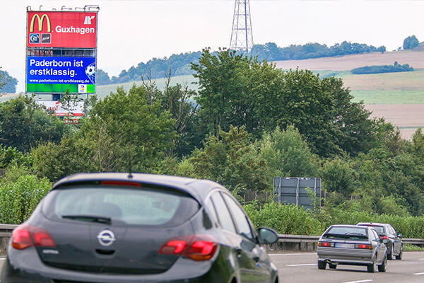 Autobahn - Paderborn ist erstklassig