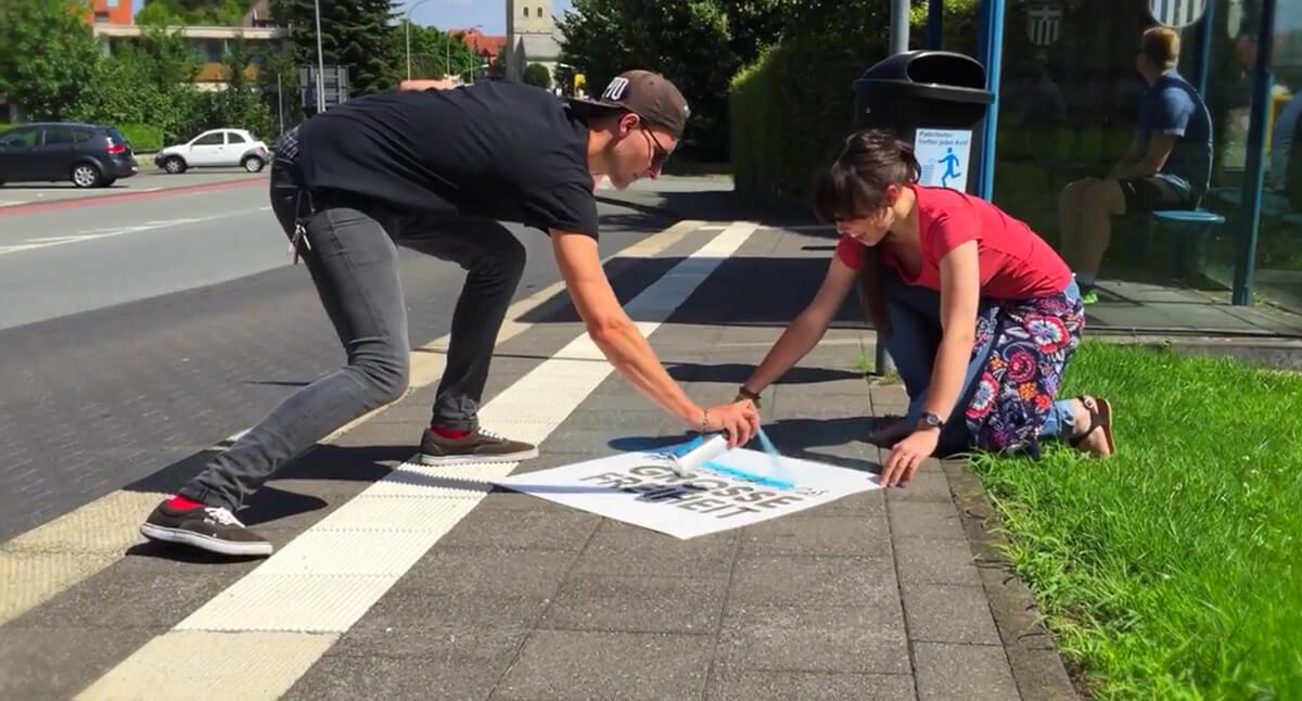 SILBERWEISS – Paderborns große Freiheit