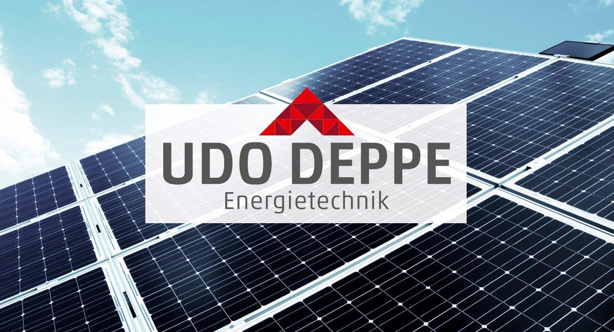 Logodesign Udo Deppe Energietechnik