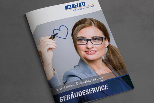 Imagebroschüre – ADU Service Gruppe