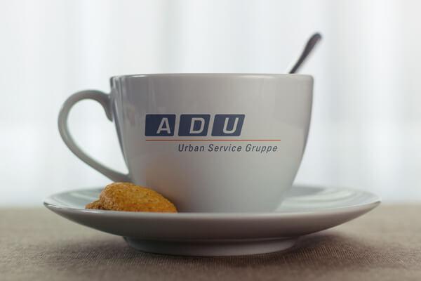 Tasse – ADU Service Gruppe
