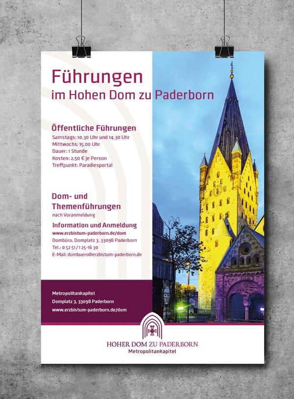 Plakat - Erzbistum Paderborn