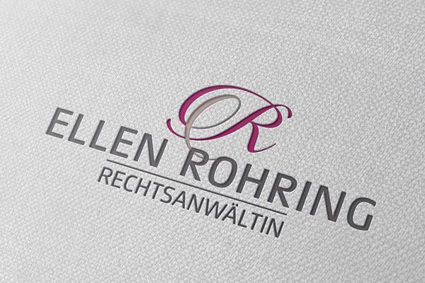 Logodesign – Kanzlei Rohring