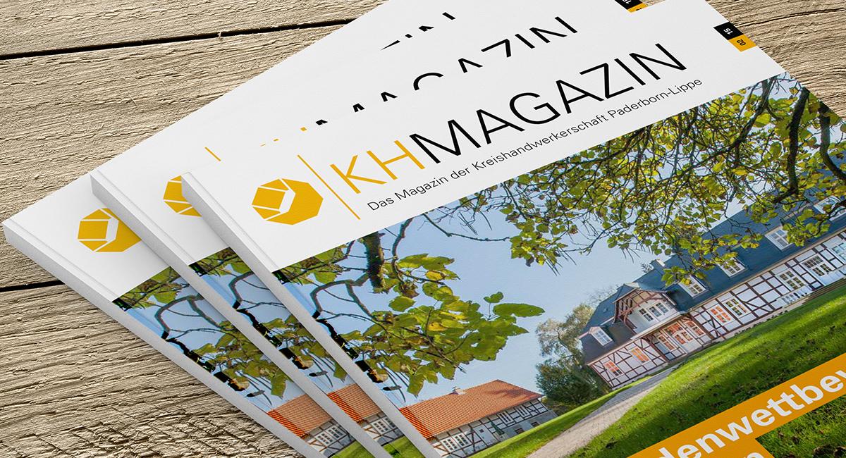 Magazin Ausgabe 6 - Kreishandwerkerschaft