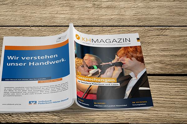 Magazin Ausgabe 7 - Kreishandwerkerschaft