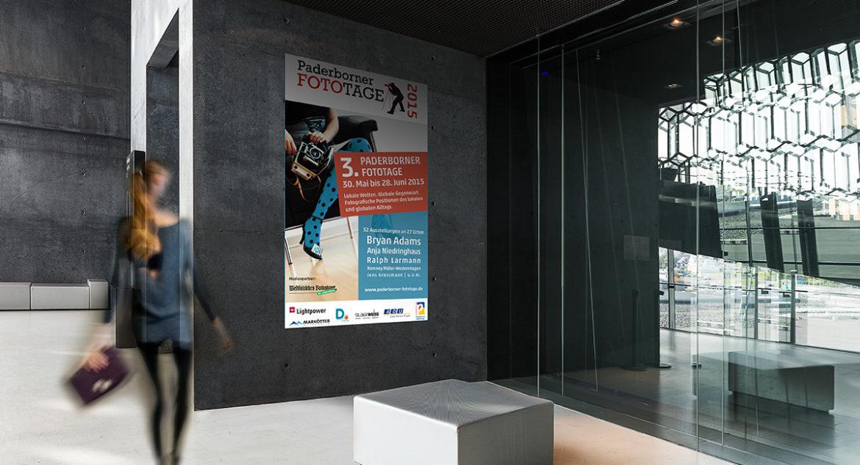 Plakat - Paderborner Fototage