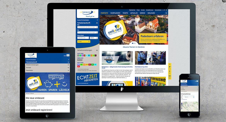 Website - PaderSprinter