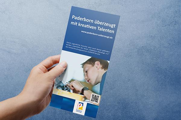 Anzeige - Paderborn überzeugt
