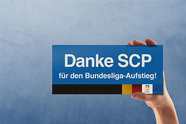 Karte SCP - Paderborn überzeugt