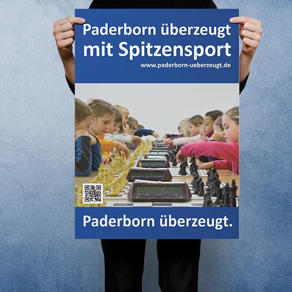Plakat 2 - Paderborn überzeugt