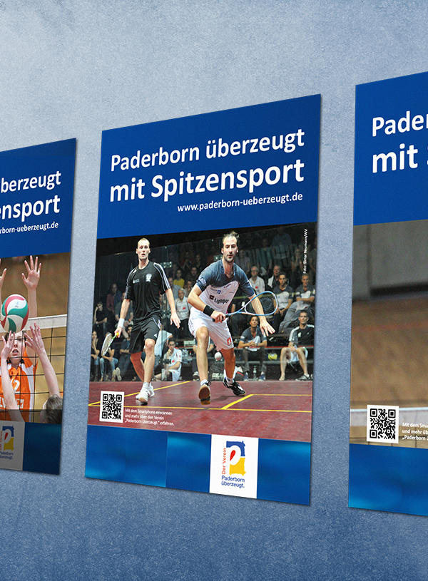 Plakate Galerie - Paderborn überzeugt