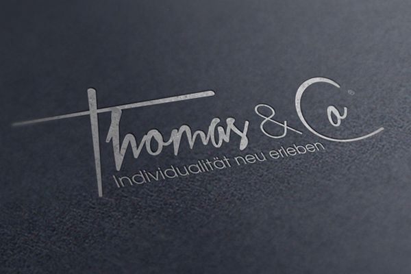 Logo - Thomas&Co