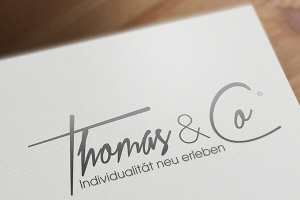 Logodesign Thomas & Co