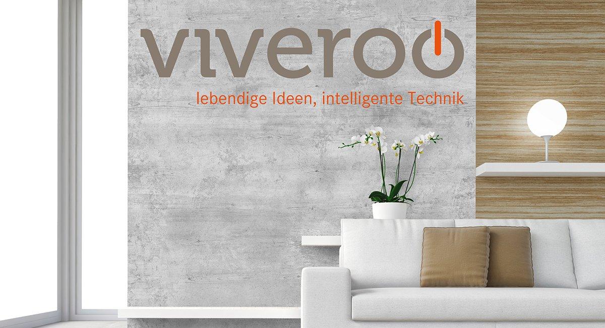 Logodesign Viveroo