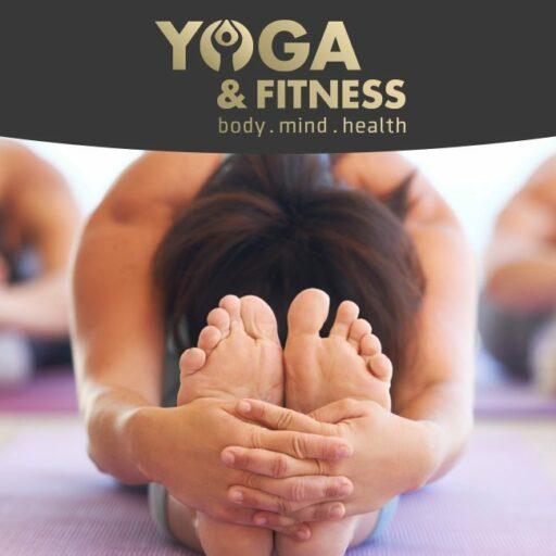 Logodesign für Yoga & Fitness
