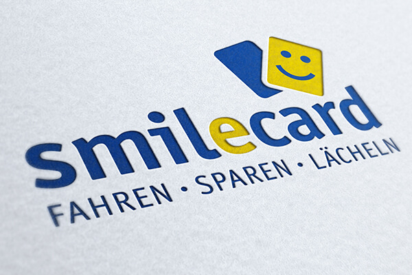 Logo - smilecard Padersprinter