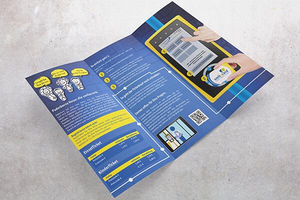 Flyer - smilecard Padersprinter