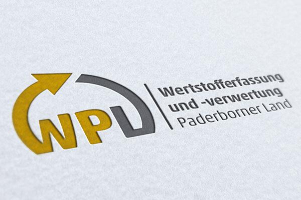 Logo - Wertstofftonne in Paderborn