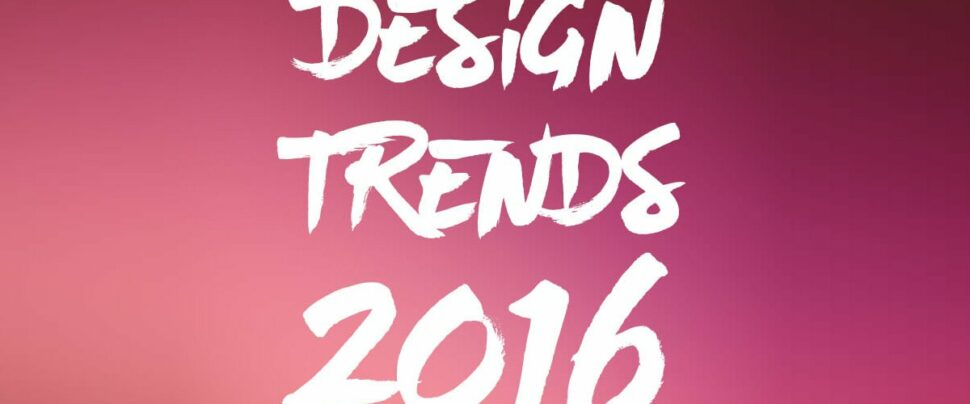 SILBERWEISS Design Trends 2016