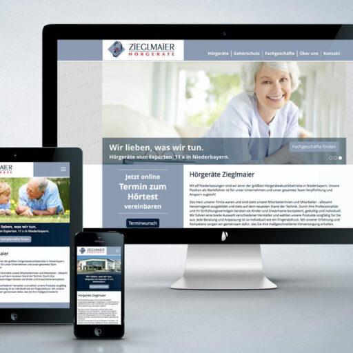 SILBERWEISS – Hörgeräte Zieglmaier