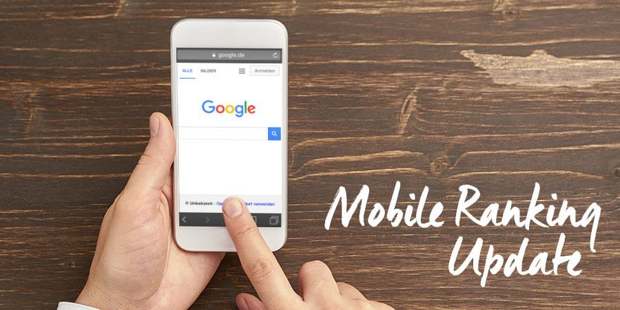 SILBERWEISS – Google Mobile Ranking Update 2016
