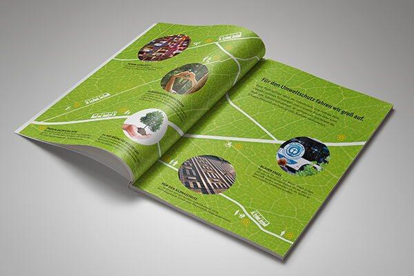 SILBERWEISS PaderSprinter Imagebroschüre