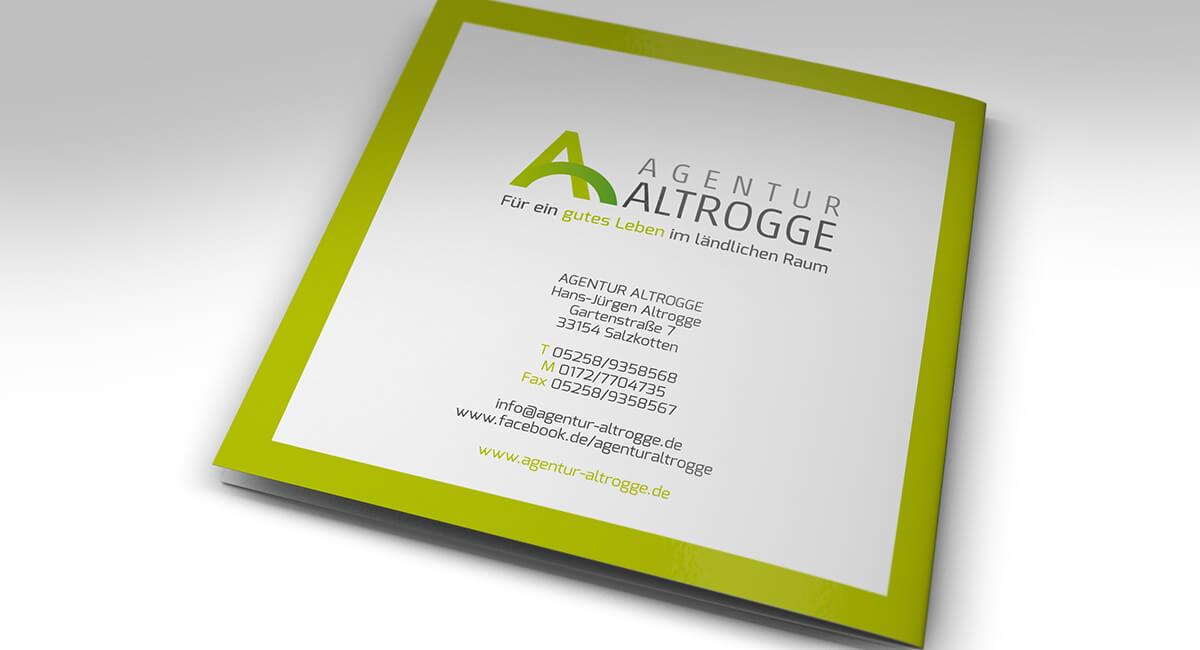 Logo – Agentur Altrogge