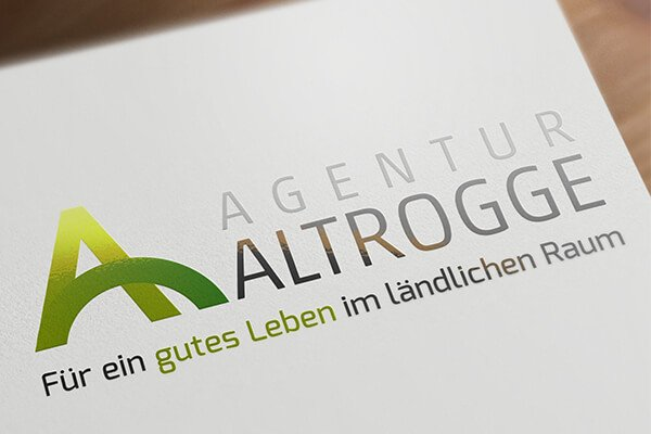 Broschüre – Agentur Altrogge