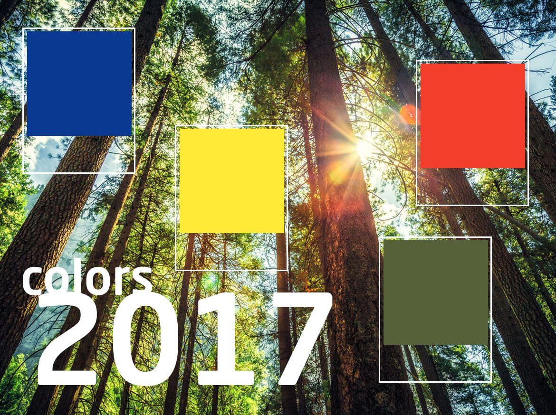 Design Trends 2017