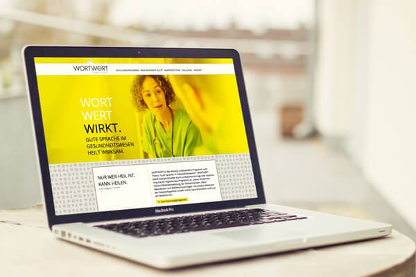 Website – WORTWERT