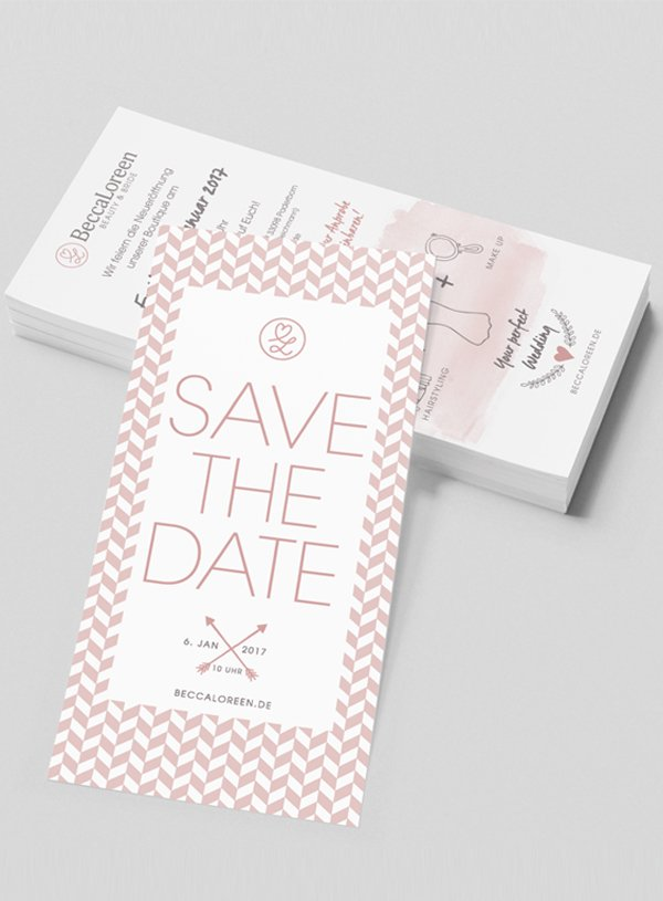 Save the Date – BeccaLoreen