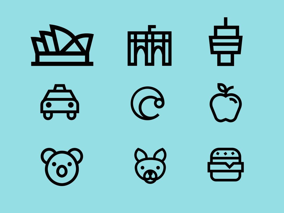 Iconset-Citysets