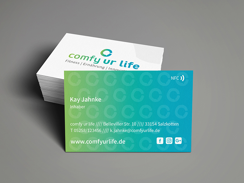 SILBERWEISS – Comfy ur life