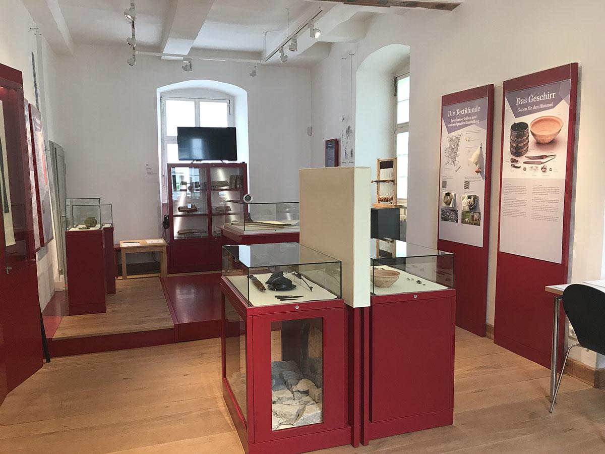 Ausstellung in Fürstenberg