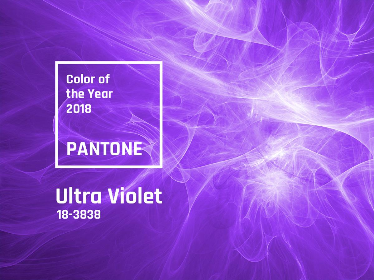 SILBERWEISS – Pantone Ultra Violet