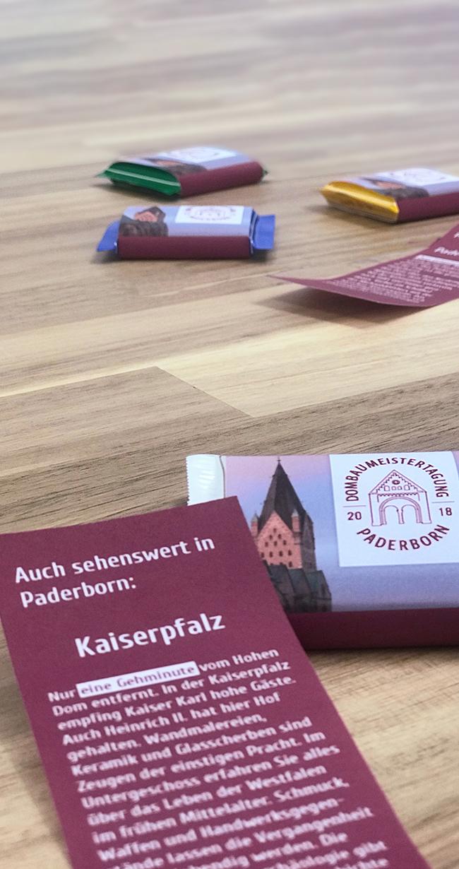 SILBERWEISS – Dombaumeistertagung in Paderborn