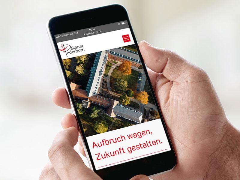 SILBERWEISS – Dekanatsbüro Paderborn