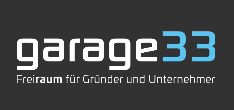 garage33 – Logo
