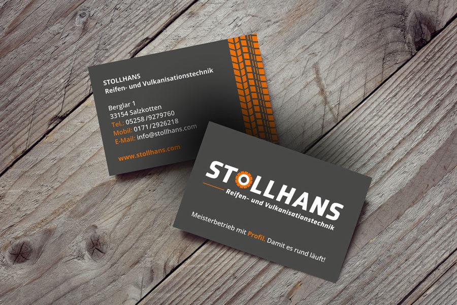SILBERWEISS – Stollhans