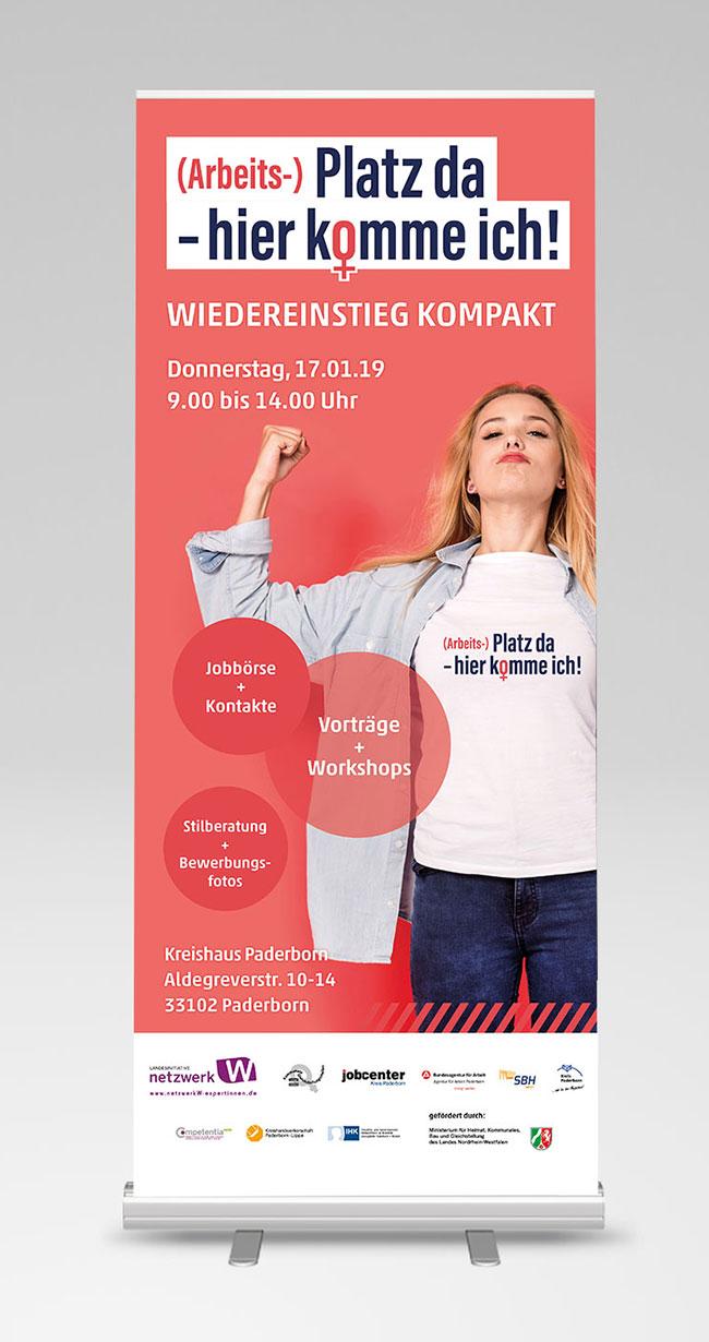 SILBERWEISS – Aktionstag für Frauen
