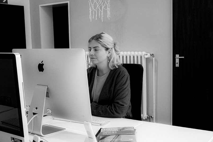 SILBERWEISS-Werbeagentur-Teamwork