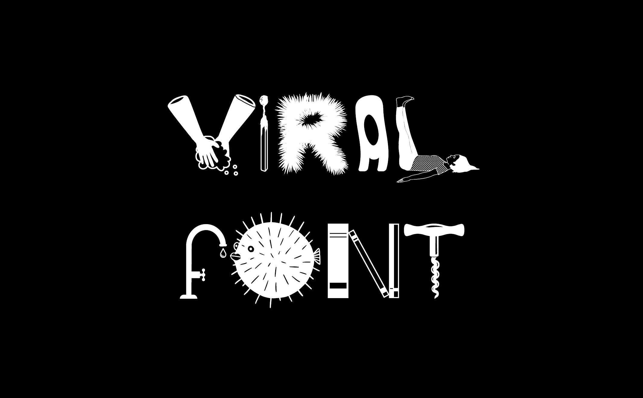 Viral Font