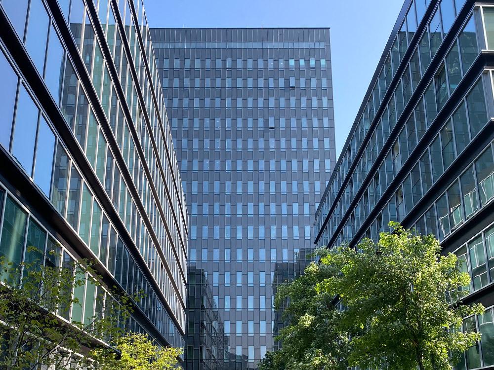 SILBERWEISS Werbeagentur in Hamburg im Kallmorgentower in der Speicherstadt
